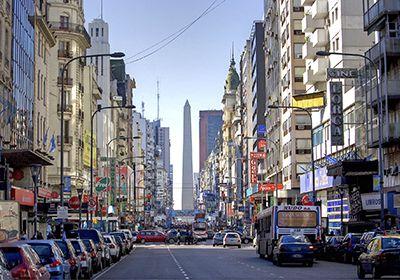 Micro Rosario a Buenos Aires