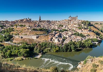 Tren Sevilla a Toledo